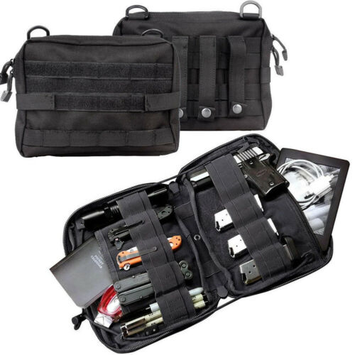 First Aid Kit Tactical Medical Bag Molle Outdoor Emergency Survival Pouch New Multifunctional Lifesaving Medical Kit