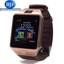 G1 smart watch para el teléfono android soporte sim/tf podómetro gprs usable reloj inteligente reloj de pulsera del deporte pk gv18 gt08