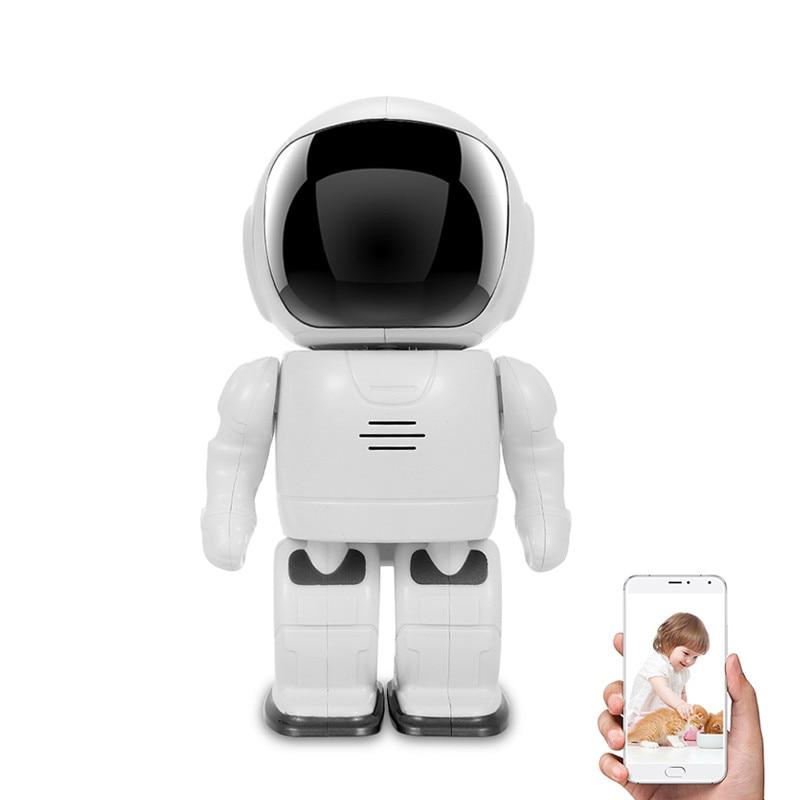 Hingebungsvoll Neue 960 P Hd Wifi Ip Roboter Intelligente Überwachung P2p Nachtsicht Bewegungserkennung Video Camcorder Telefon App Control Roboter