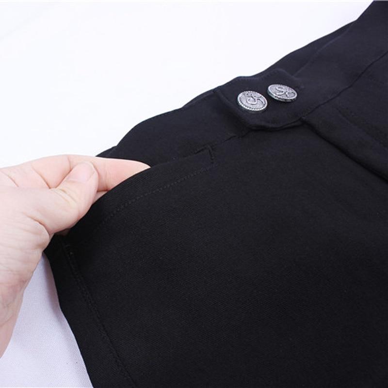 Pantallona të shkurtra të stilolapsave për gra 2019 Pantallona të - Veshje për femra - Foto 6