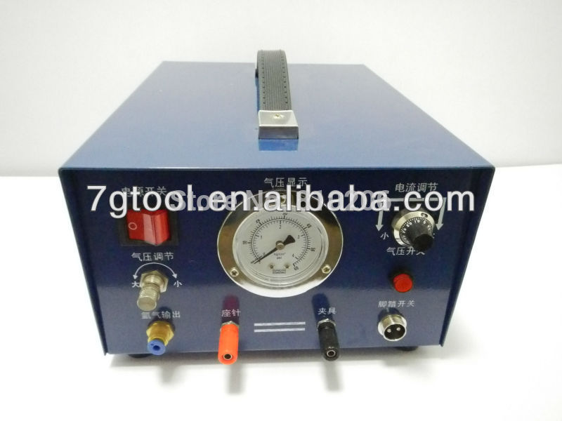 220V 400W/50A Wholesale Electric Sparkle Welder with 1 pcs electrode and1 pc clamp цена