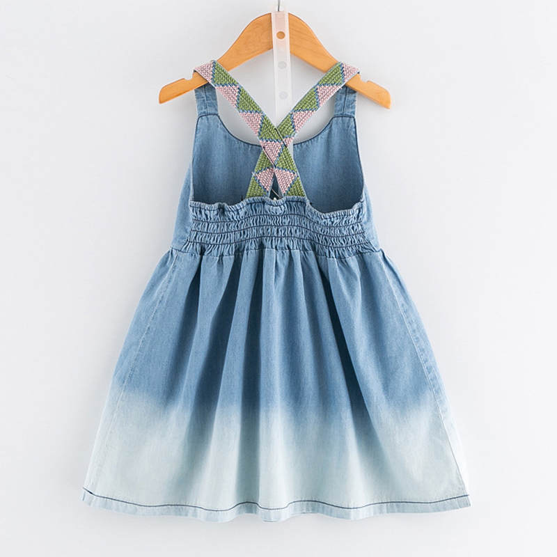 HTB11aMVQFXXXXa6XpXXq6xXFXXXI - New Girls Dress 2018 Casual Summer Style Bull-puncher Dresses Cotton Kids Clothes Backless Denim Dress  Shoulder-Straps 3-7Y