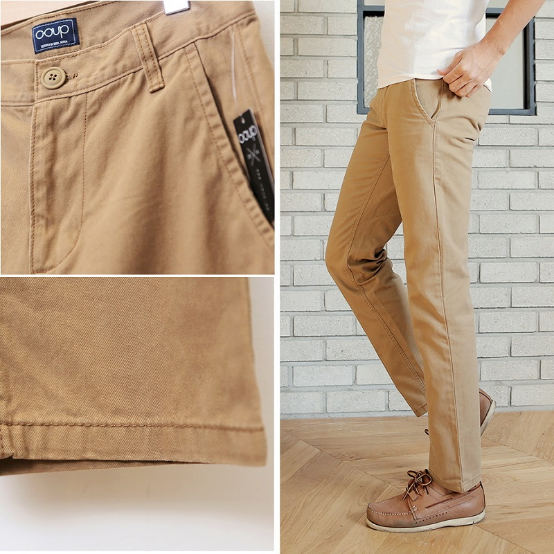 Online Shop [COUP] Authentic Korean Design / Men's Slimfit Pants ...