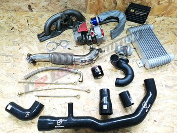 Car Styling Jimny Power Up Turbo Performance Kit