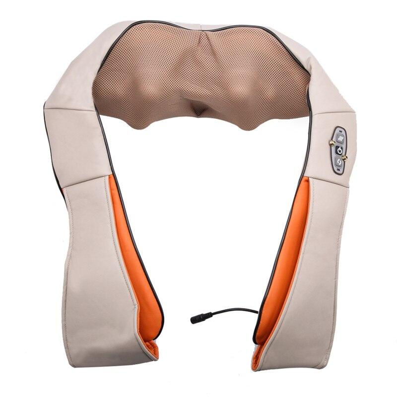U Shape Electrical Shiatsu Back Neck Shoulder Massas