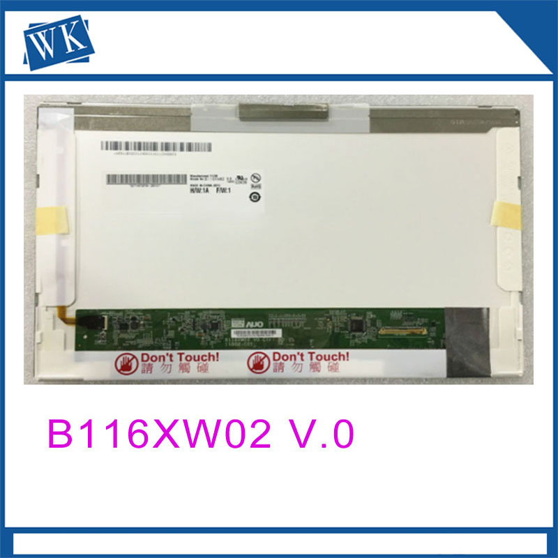 Free Shipping B116XW02 V.0 LTN116AT01 CLAA116WA0A LP116WH1-TLN1 TLP1 Laptop LCD Screen for IBM X100 U150 U121 P3010 S205Free Shipping B116XW02 V.0 LTN116AT01 CLAA116WA0A LP116WH1-TLN1 TLP1 Laptop LCD Screen for IBM X100 U150 U121 P3010 S205