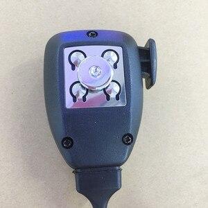 Image 4 - Kmc 32 handfree loa microphone với bàn phím đối với kenwood đài phát thanh xe tm281, tm481, tm471, tm271, tk868g, tk8108, tk768g vv 8 pins