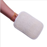 Loofah Sponge Bath Brush Rubbing Towel Natural Keratin Rubbing Brush Cleaning Brush From Mail