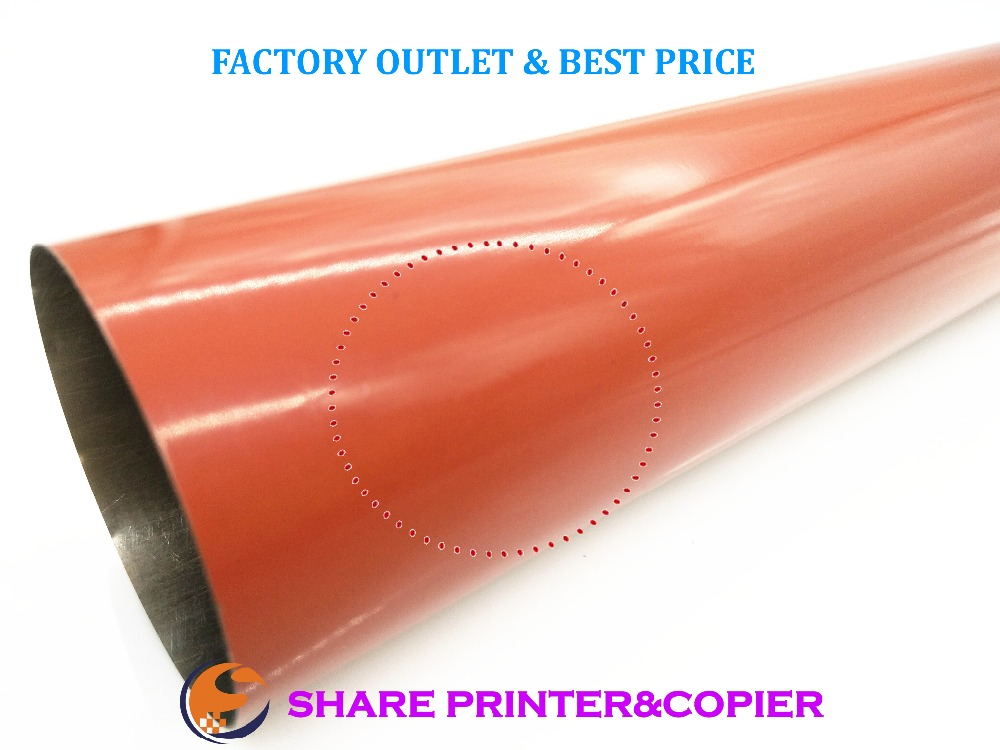 A02E-2756-00 NEW Fuser belt Fuser film Sleeve for Konica Minolta bizhub C451 C452 C550 C552 C650 C660 C652 C654 C754 classic style new 26na 53430 fuser cleaning web for konica minolta 7020 7022 7025 7030 7035 7130 7135 7145 7222 7228 7235