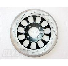 Big sale 220mm 50mm Centre Rear Brake Caliper Disc Disk Rotor 250cc PIT Trail Dirt Bike