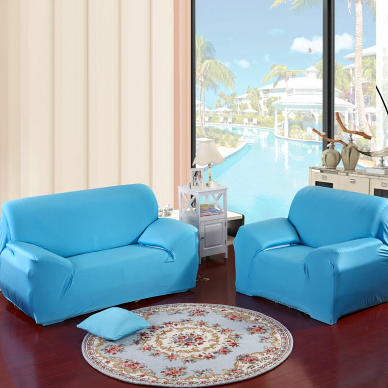 Light Blue Sofa Slipcover Light Blue Couch Sofa Covers For
