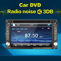 "2 din GPS Navigation 3D PIP Map 6.2"" In Dash Car DVD Player Bluetooth TV Radio Steering Wheel For universal any car"