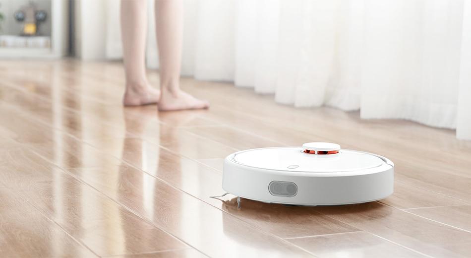 učinkovito čiščenje z robotom