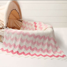 Baby Blanket Knitted Newborn Swaddle Wrap Blankets Super Soft Toddler Infant Bedding Quilt For Bed Sofa Basket Stroller Blankets baby blankets newborn flannel swaddle wrap blanket super soft toddler infant bedding quilt for bed sofa basket stroller blankets