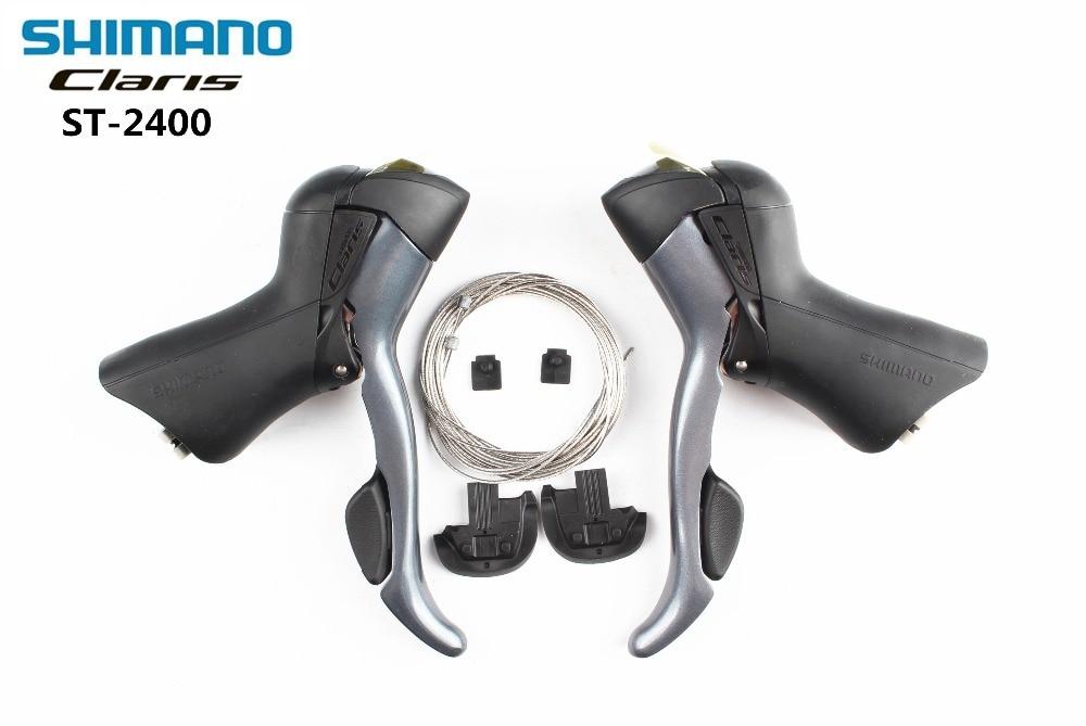 Shimano Claris ST 2400 STi 2x8 Speed STi Road Left Right