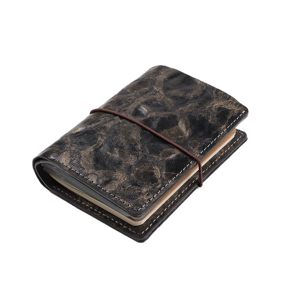 Leather Travelers Notebook Journals Diary geniune leather notebook diary Traveler's Notebook travels letters 105 80mm цена
