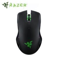 Оригинальная Беспроводная игровая мышь razer Lancehead 16000 dpi 5g г Synapse Проводная игровая мышь геймер игровая мышь