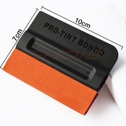 Pro tint scratchless squeegee teflon suede edge for gloss chrome vinyl car wrap scraper car sticker.jpg 250x250