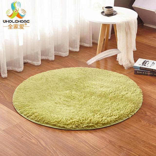 Super Soft Shaggy Fluffy Rugs Anti Skid Living Room Bedroom Area Rug