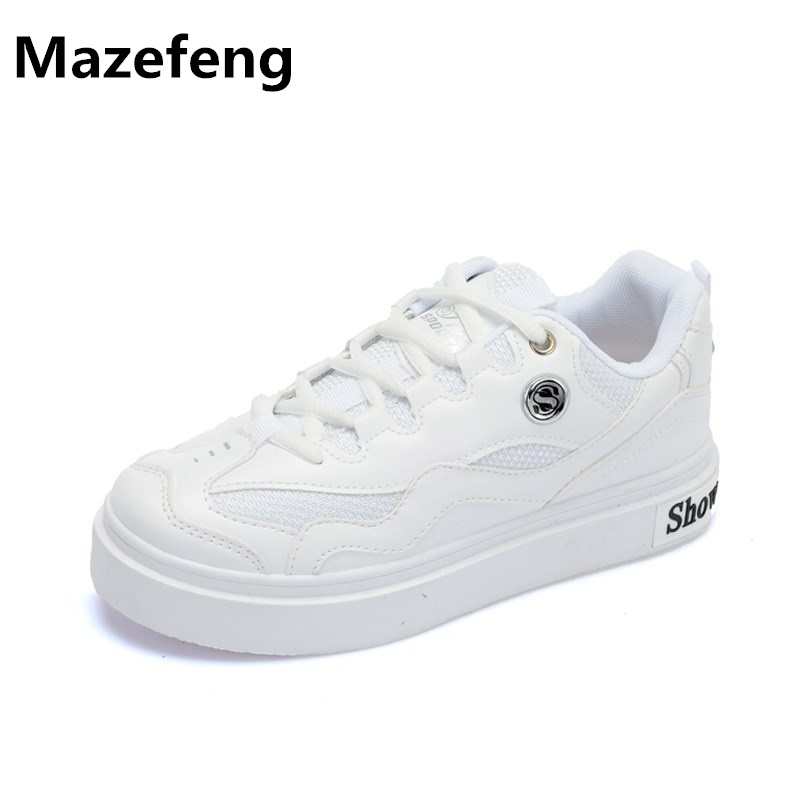 SK A010 Korean Ulzzang Casual Shoes Woman White Women Shoes Students Tide Chaussure Femme Superstar Zapatos Mujer женская юбка no 2015 jh sk 010