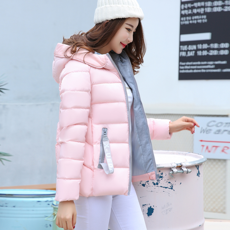 Günstige großhandel 2018 neue winter Heißer verkauf frauen mode lässig warme jacke weibliche bisic mäntel L365