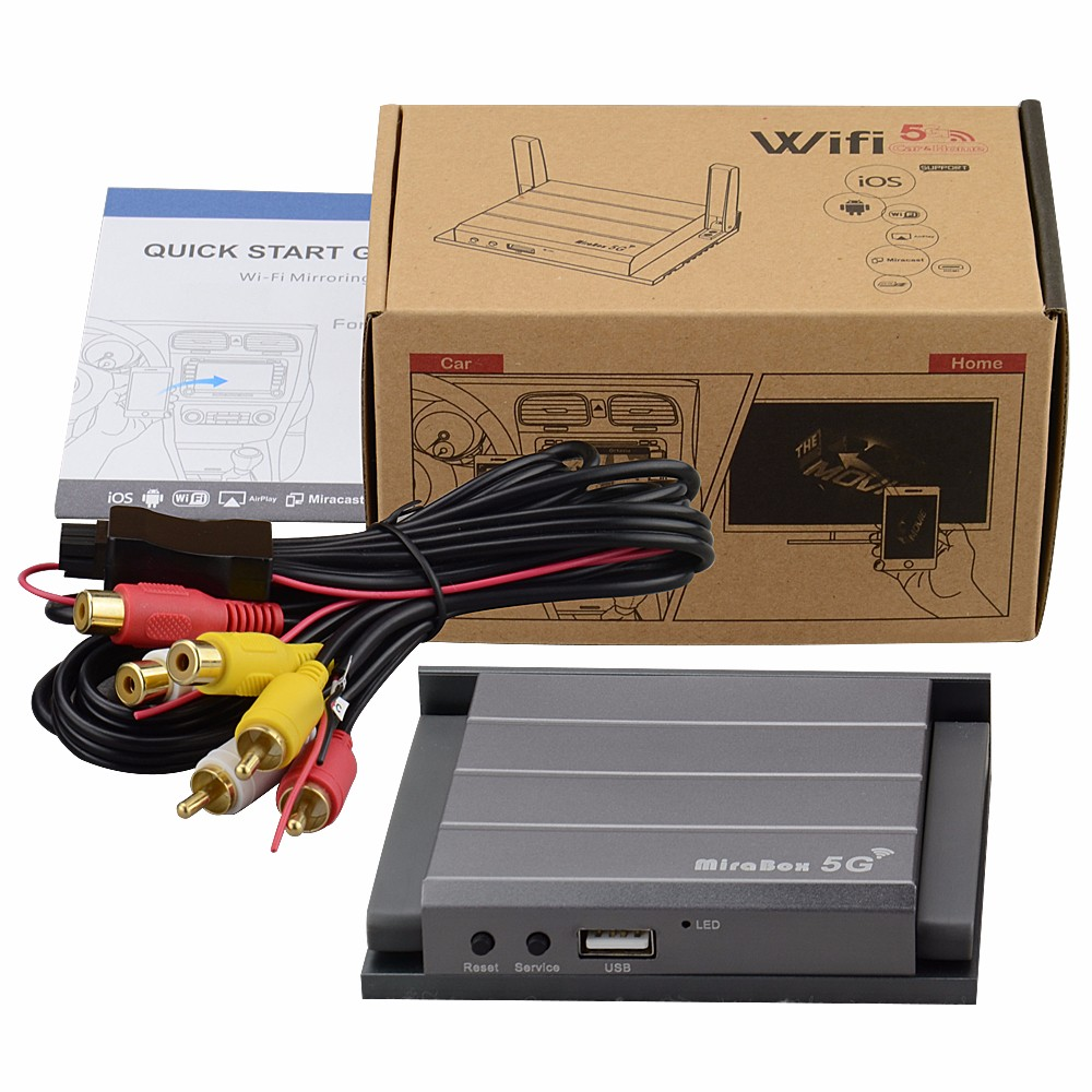Car wifi Mirrorlink box