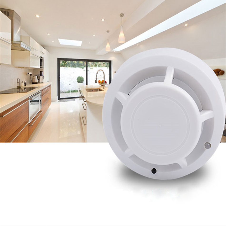 Superior For Kitchen Smoke Alarm Fire Fire Detector Home Wireless Smoke Sensor  Independent Smoke Type In Sensor U0026 Detector From Security U0026 Protection On  ...