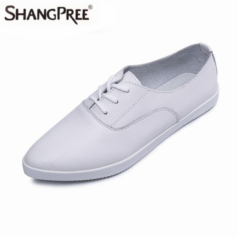 New Fashion Women Flats Shoes Breathable Leather-PU Slip on Casual Shoes Female High Quality Breathable Women's Shoes summer breathable hollow casual shoes women slip on platform flats shoes fashion revit height increasing women shoes h498 35