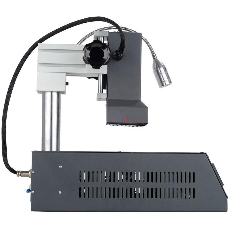горячая продажа бесплатная доставка официальный агент умный температура программного обеспечения системы управления ачи ir6500 темный ик паяльная паяльная станция