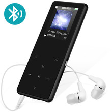 Bluetooth mp3 player Touch Screen K2 8GB Music Player 1.8 Inch Color Screen Lossless HiFi Sound with FM