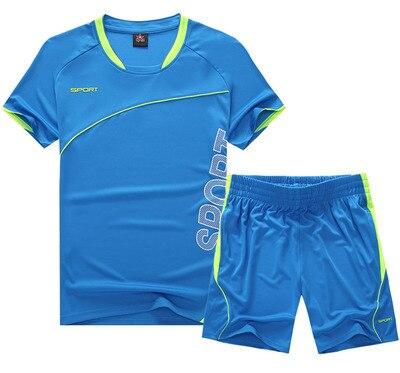 Soccer training jerseys
