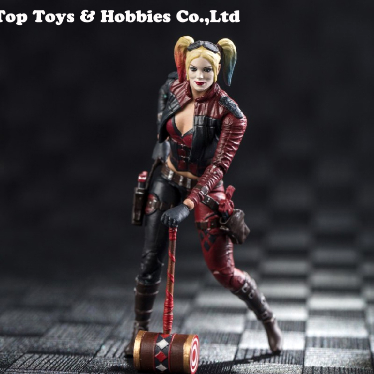 1/18 Scale Mini Harley Quinn Assortmant Model Action Figure LD0037 INJUSTICE Alliance 2 Basic for Fans Gifts