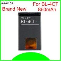 ISUNOO 860mAh Batterie BL-4CT BL4CT BL 4CT Für Nokia 5310 6700S X3 X3-00 7230 7310C 5630 2720 2720A 7210C 6600F Batterie