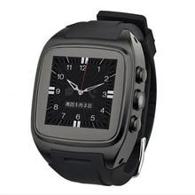 Android Smart Uhr X01/X02 1,5 zoll 240*240 IPS Bluetooth smartWatch mit GPS + 3G + WiFi + GPRS Bluetooth Uhr für android phone