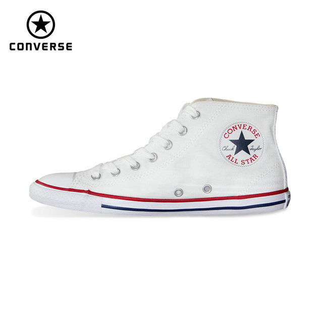 49ce98940626 New Original Converse All Star Spring summer thin soles sneakers women high  canvas shoes Skateboarding Shoes