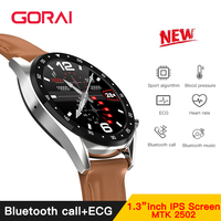 Goral L7 Smart Bracelet Metal Dynamic Heart Rate Blood Pressure Oxygen Sleep Monitoring Fitness Tracker Sports Watch Smart band
