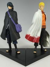 2 Pcs/Set 18 cm 7″ Cartoon The Last Naruto & Sasuke Anime Action Figure PVC