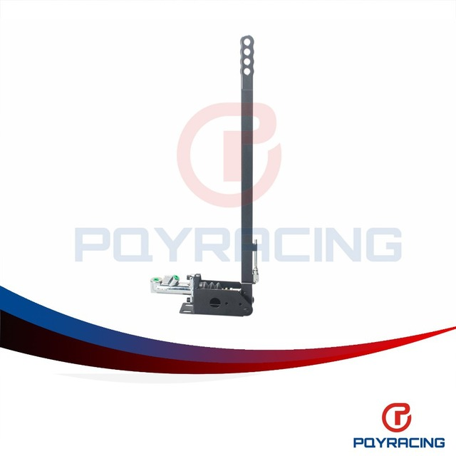 CORRIDA PQY-Hidráulico Deriva Handbrake Lever Vertical com Dispositivo de Bloqueio Punho Longo 600mm PQY3658BK
