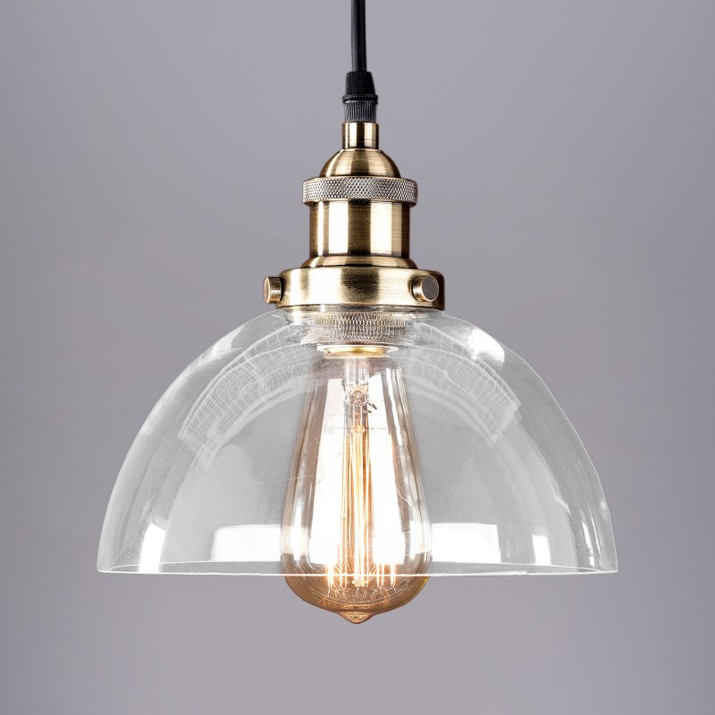 loft retro North Village Industrial glass pendant light living room bedroom bar dining room hanging lighting vintage pendant light exotic colored glass lampshade modern industrial bar christmas tree bedroom antique fixture retro loft