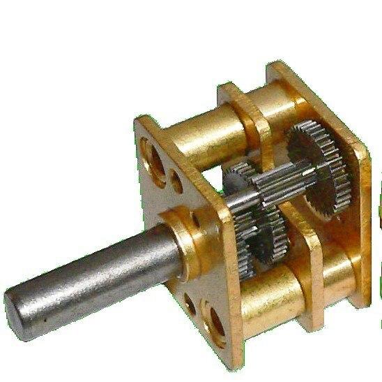 N20 N30 micro gear motor slowdown motor 12 mm 15 by stepping gear motor speed reduction gear box