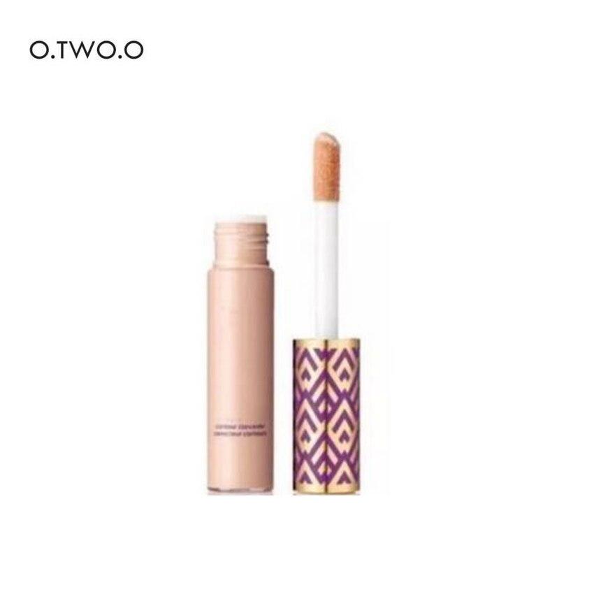 Di alta Qualità di Nuovo Cosmetici Nastro Contour Concealer Viso Trucco 5 Tonalità di Luce Sabbia medio Copertura Completa di Lunga Durata Opaca