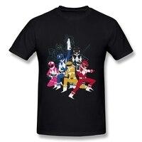 Normal Short Sleeve Power Glove Rangers Men T Shirt Cheap Sale 100 Cotton T Shirts For