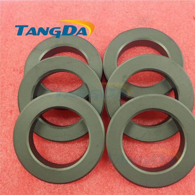 Tangda T CORE RH CORE toroidal cores Anti interference ring high power ferrite transformer coil diameter 85*55*15 mm . 500va toroidal transformer match for mj2001 a50m and iraud350 amp board