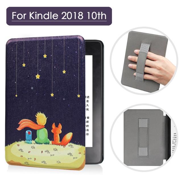 Magnetic Smart Cover Trường Hợp Đối Với New Kindle Paperwhite 2018 10th Thế Hệ Trường Hợp Đối Với Amazon Kindle Paperwhite 4 Phát Hành Trường Hợp funda