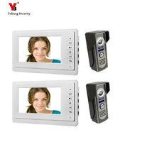 Freeship 7 Video Door Phone Home Security Camera Monitor Home Inprovement Doorbell Video Camera Doorphone Peephole