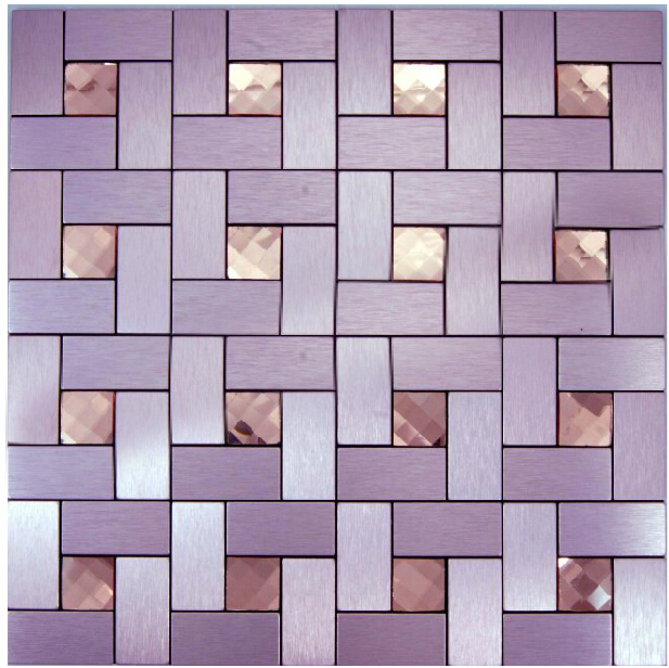 pink kitchen wall tiles gold pink 11sheets lot adhesive for wall tiles 4232
