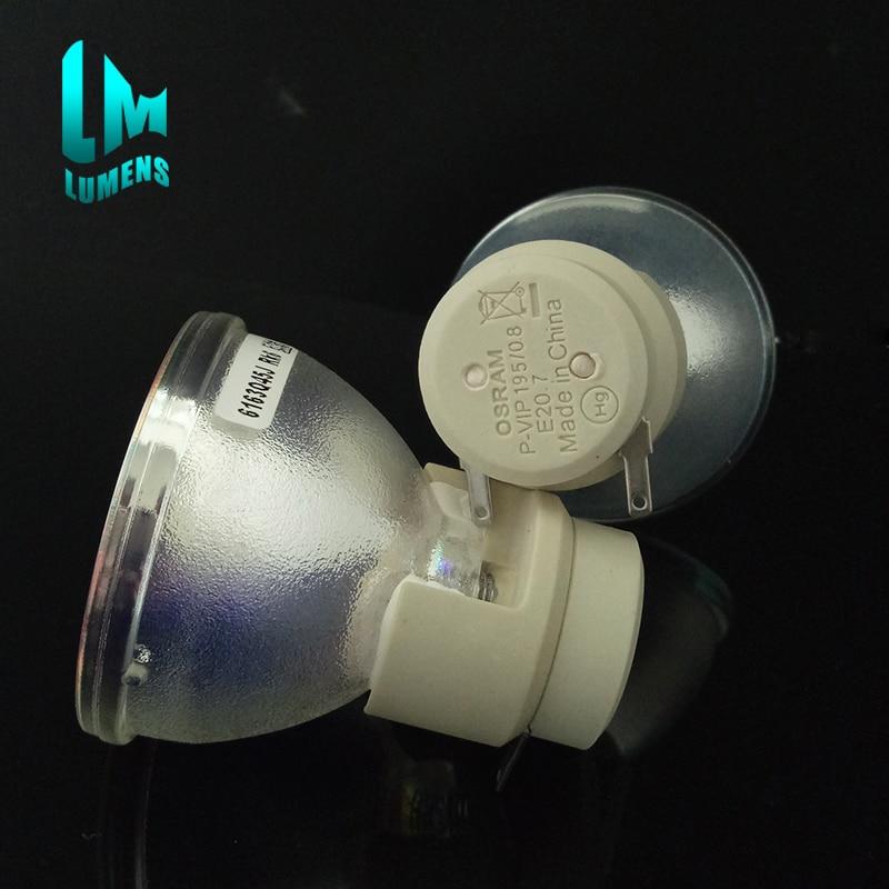 100% ORIGINAL For Osram P-VIP 195/0.8 E20.7 195/ 0.8 E20.7 High quality Projector bulb 180 days warranty free shipping osram p vip 240 0 8 e20 9n 5j j7l05 001 5j j9h05 001 original projector bulb one year warranty