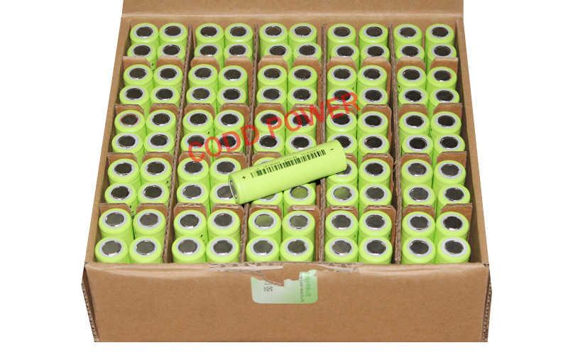 48 V Lithium Pin Cho Xe Đạp Điện 3.7 V 18650 2000 MAh Cell