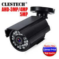 Sony IMX326 capteur 5MP 2MP FULL HD AHD caméra 1080 P AHD-H de sécurité balle CCTV caméra extérieure étanche IP66 IRCUT Vision nocturne