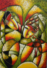 Hand Painted Abstract Oil Painting on Canvas Modern Famous Picasso Canvas Painting Wall Art Picture Painting for Living Room
